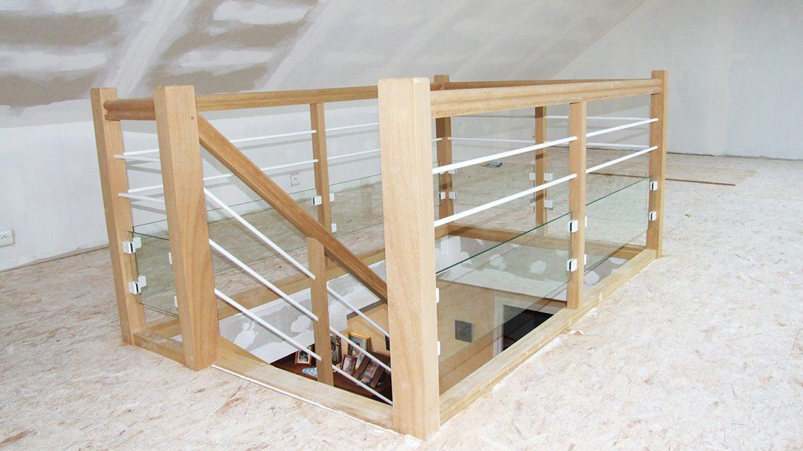 Choisir un escalier pour les combles - Un constructeur de ...